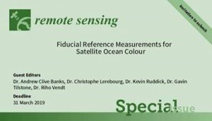 MDPI Remote Sensing