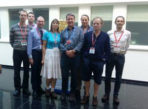 SRR meeting at ESTEC 13_14_09_2016